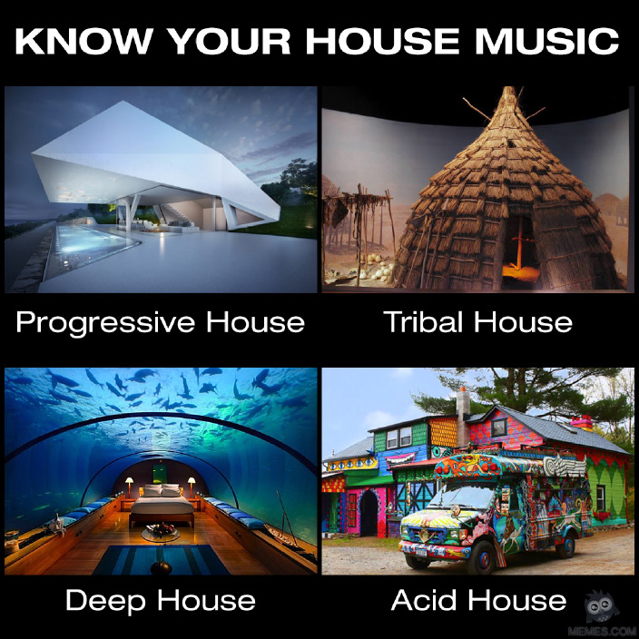 House music for Good deep house music