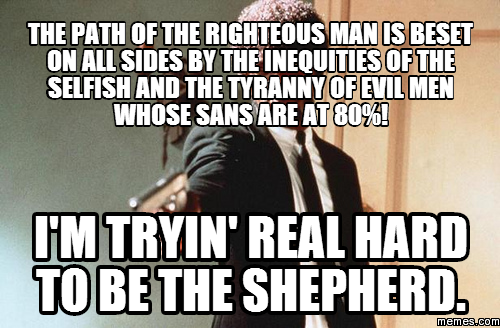 Path Of The Righteous Man Nab 69