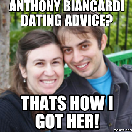 are mari and anthony dating advice