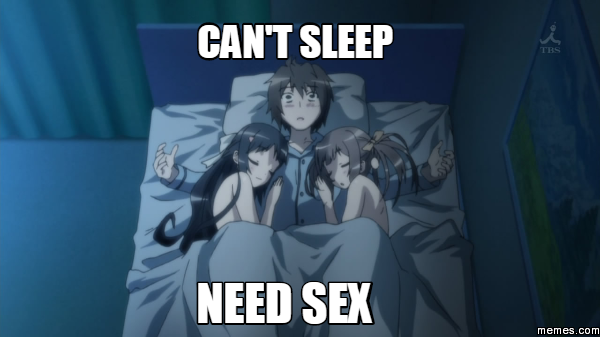Can T Sleep After Sex 91