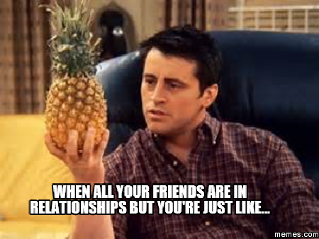 friends in relationships
