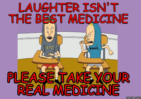 Laughter the Best Medicine Jokes