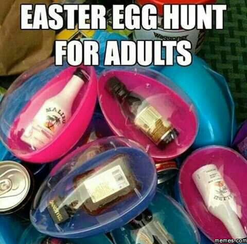 Easter for adults