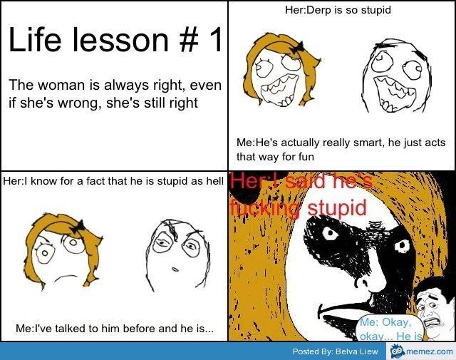 Funny Life Lesson Meme : Life lesson memes