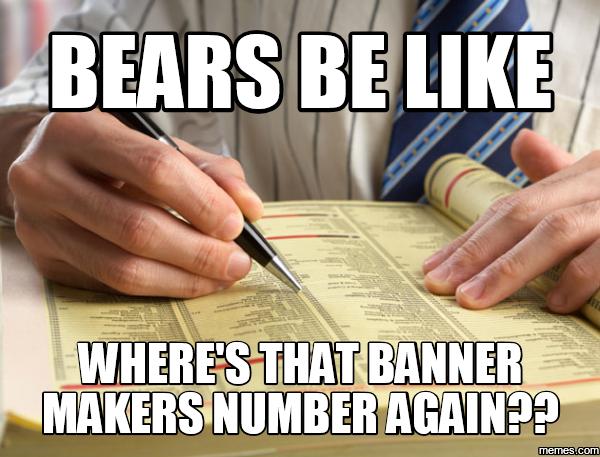 Like Bears Bears be Like Where's That