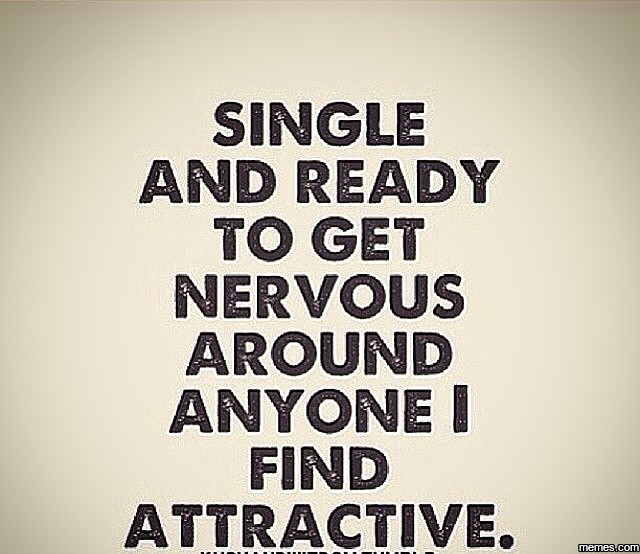single and ready to