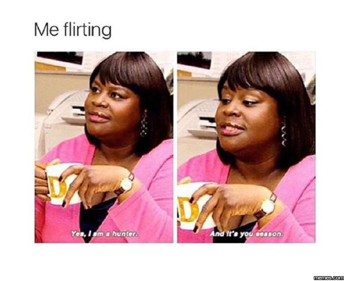 guy flirting meme When it comes to flirting, guys need all the help we can get it's not easy to flirt with a girl, but after years of flirting experience and successes, it was possible to nail down the 100 best, sure-fire, guaranteed ways to flirt with the ladies if you're a guy looking for love, or just a girl.