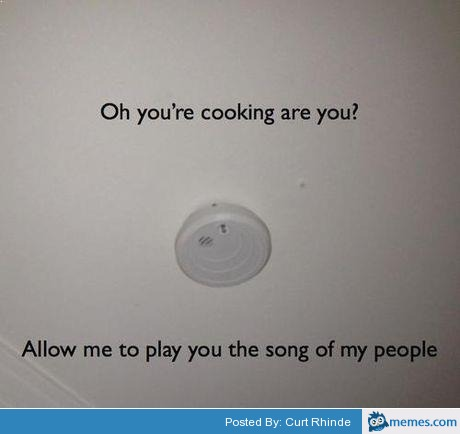 Smoke Detector Meme Smoke Detector Alarm oh You're
