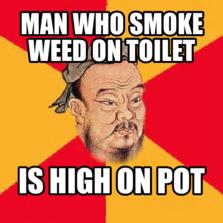 Wise Confucius | Hilar...