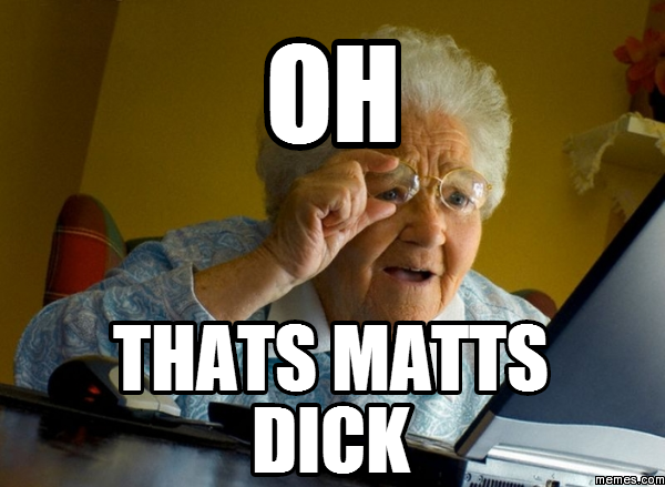 Matts Cock 55