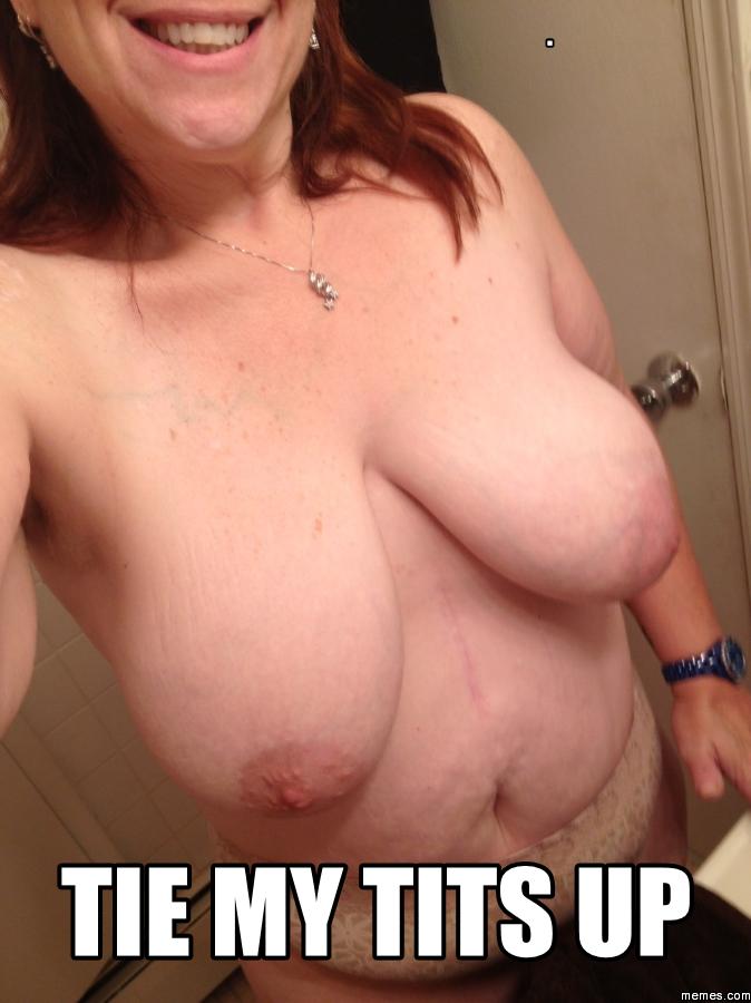 Tie My Tits 95