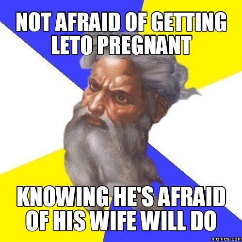 Afraid Of Getting Pregnant 85