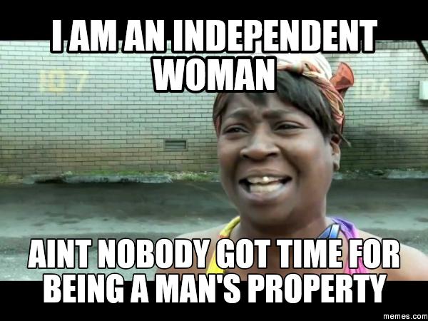 I am a man woman seeking men women meme