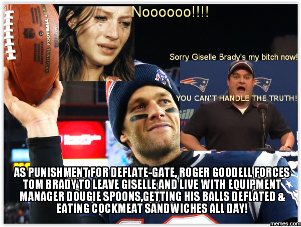 Deflate Gate Tom Brady Memes Quotes