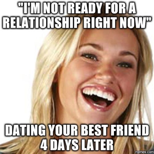 Dating ur best friend