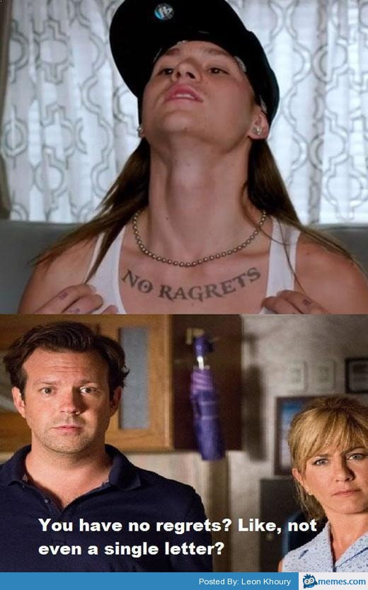 meet the millers no regrets tattoo youtube